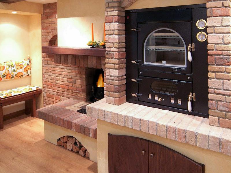Rivestimento camino rustico decorare la tua casa - Piastrellato rustico significato ...