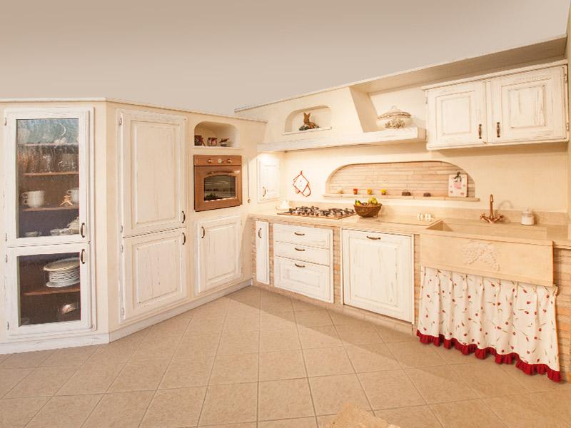 Piastrelle per cucine rustiche mobili cucina berloni cucine cucine in muratura rustiche e - Mobili in muratura per soggiorno ...