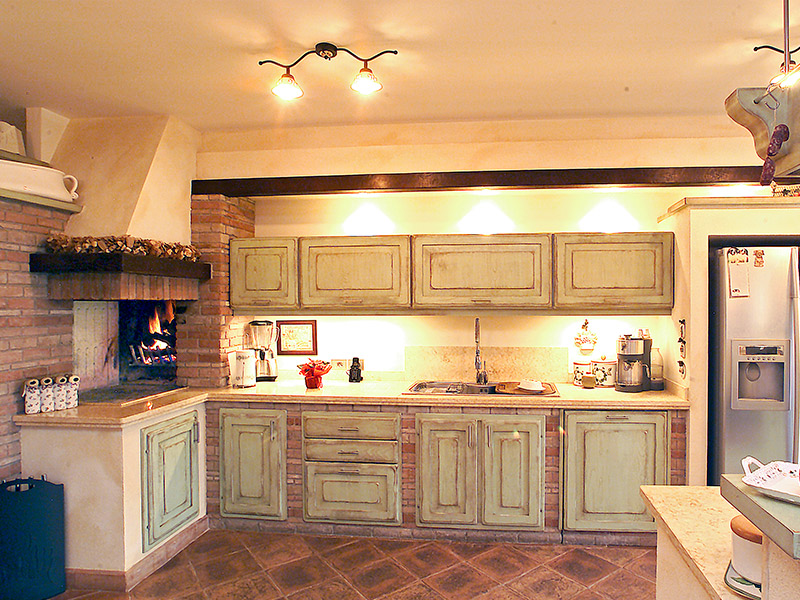 Cucine Rustiche Con Caminetto ~ duylinh for