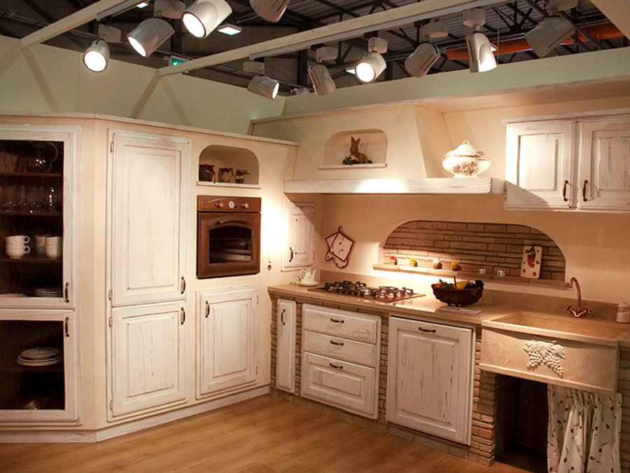 Cucina Rustica Per Taverna. Simple Beautiful Cucine Rustiche With ...